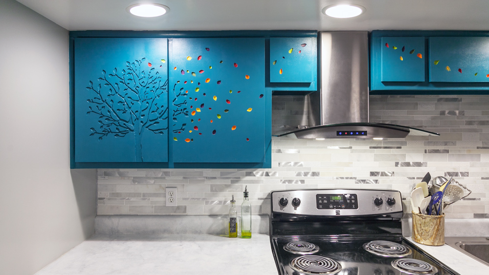 Kitchen Remodeling with The Tree of Life