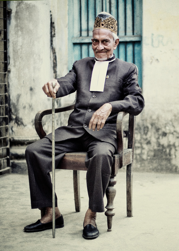 Photoshoot of A.S.M. Ehtisham-ul-Mulk Alhajj Tashem Mian
