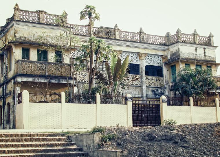 My Grandfather's House in Chapai Nawabganj